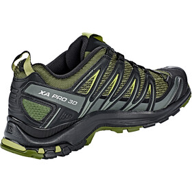 Salomon XA Pro 3D Shoes Herren chive/black/beluga